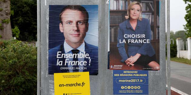 Découvrez un comparatif des programmes Le Pen Macron avant le second tour