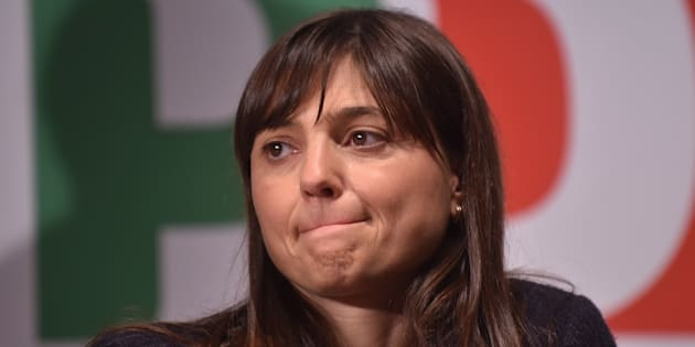 Debora Serracchiani innamorata e felice: