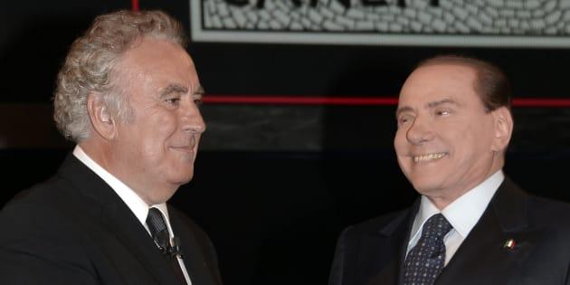 """Berlusconi è come me, cioè..."""