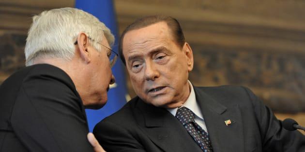 Silvio Berlusconi punta su Paolo Romani per la presidenza de