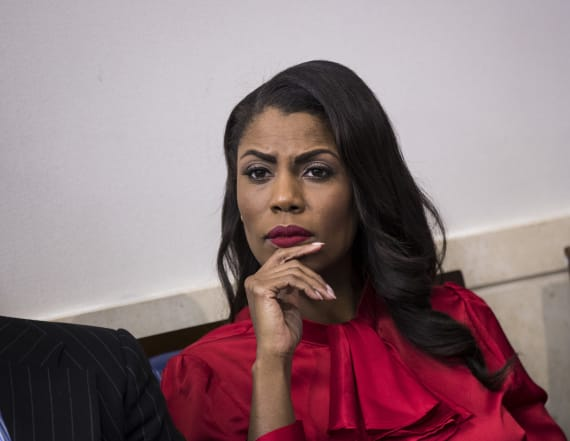 Omarosa may have secretly taped WH conversations