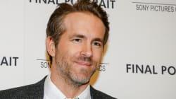 Sólo Ryan Reynolds podía gastar una broma para despedirse de Burt
