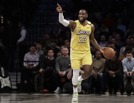 LeBron passes Kobe on all-time NBA scoring list