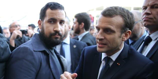 Emmanuel Macron dénonce l'