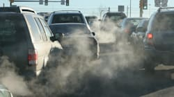 Traffic Pollution 'Affects Happiness As Much As Death And