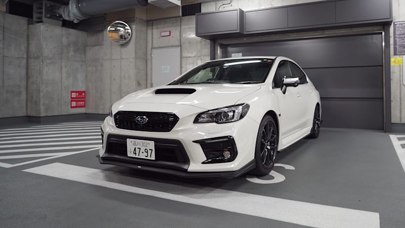 Subaru Eyesight Video >> Video Driving The Subaru Wrx With Touring Assist Autoblog