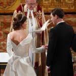 A Princesa Eugenie foi elogiada por mostrar a sua cicatriz no dia do