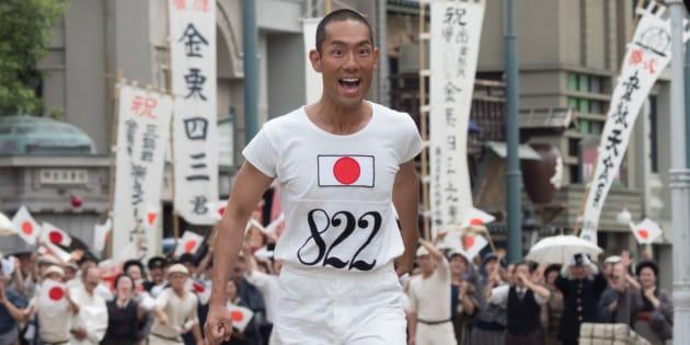 「いだてん~東京オリムピック噺(ばなし)~」