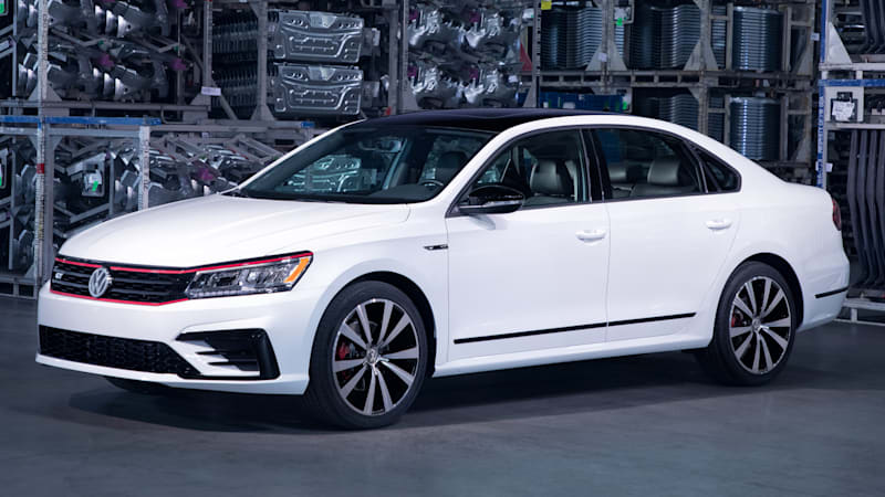 2018 Volkswagen Passat GT First Drive Review