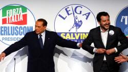 Elezioni 2018: la salvinizzazione di Forza Italia è