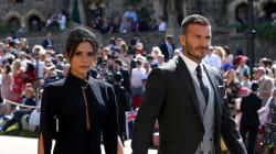 El detalle del vestido de Victoria Beckham en la boda real que más ha dado que