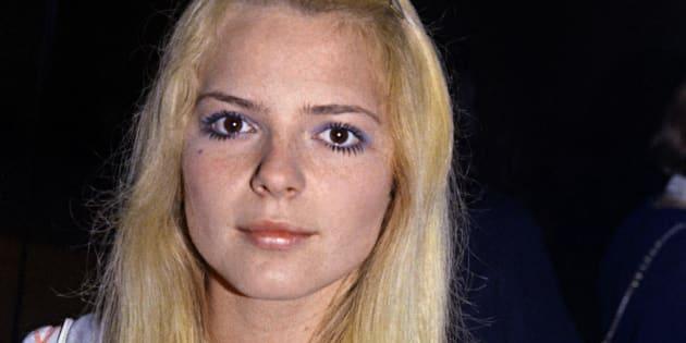 """Juliette Armanet: avec France Gall, c'est """"une forme d'âge d'or de la chanson française qui s'en va"""" (Photo: France Gall à Paris en décembre 1971)"""