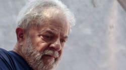L'ex-président du Brésil Lula accepte son