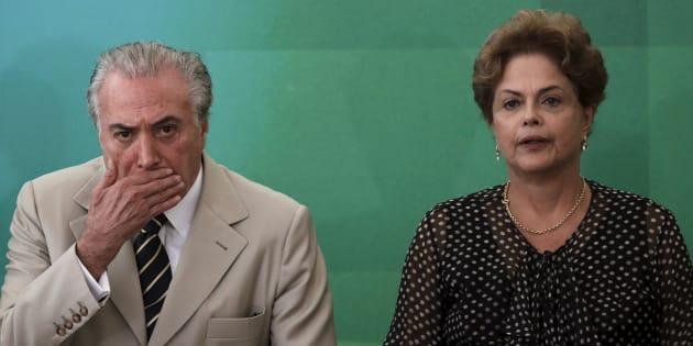 O ministro do Tribunal Superior Eleitoral Herman Benjamin votou a favor da cassação da chapa que elegeu Dilma Rousseff e Michel Temer.