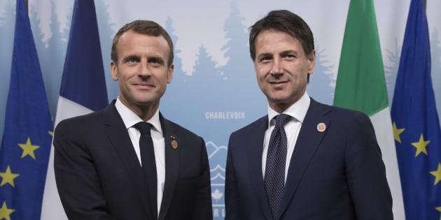 Macron et Conte se verront vendredi après deux jours de brouille diplomatique.