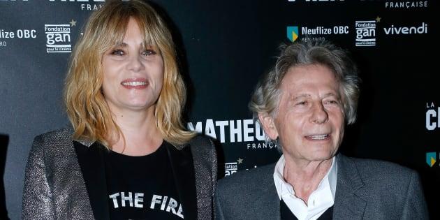 Oscars: La femme de Roman Polanski, Emmanuelle Seigner, refuse de rejoindre l'Académie.