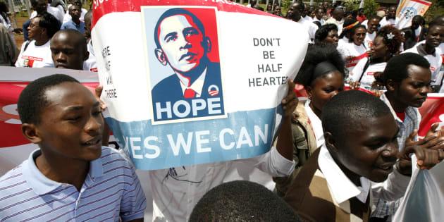 """El """"Yes we can"""" fue el lema que llevó a la presidencia de Estados Unidos a Barack Obama, pero su adaptación española """"Sí, se puede"""" se está convirtiendo en el grito de guerra de las aficiones de algunas selecciones latinoamericanas."""