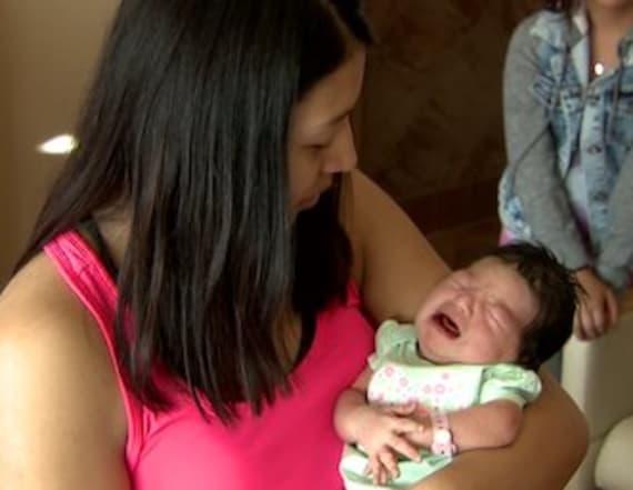 Colorado baby born at 18:18 on 8-18-18