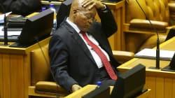ANC NEC Debate Over Zuma's Future
