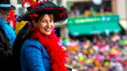La star du carnaval de Dunkerque, c'était