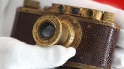 L'appareil photo «le plus cher du monde» adjugé à plus de 3,7