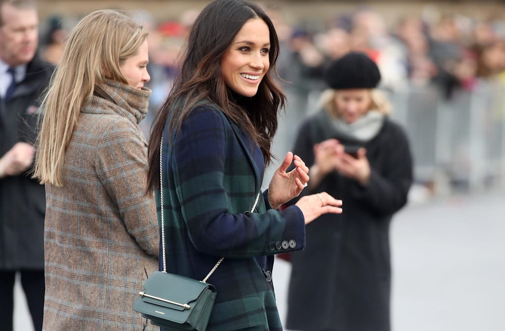 8b16582fa6 Shop 5 of Meghan Markle's favorite purses - AOL Lifestyle