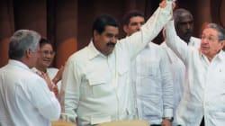Maduro: desde EU se está bloqueando diálogo para