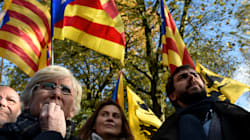 Des indépendantistes catalans interpellent l'Union