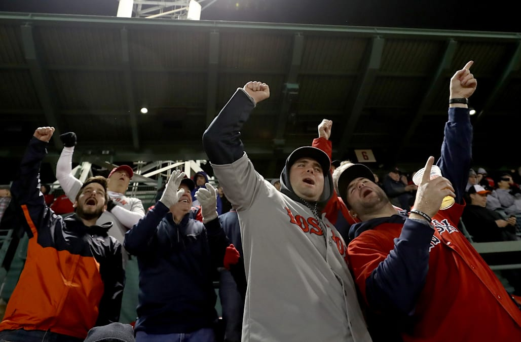 Red Sox Vs. Orioles Betting Odds: Boston Pegged As ...