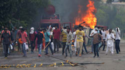 At Least 29 Dead In India After 'Godman' Rape Conviction Sparks