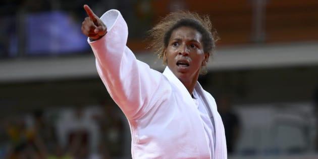 A judoca Rafaela Silva usou as redes sociais para enfrentar o racismo.
