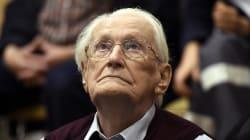 Oskar Groening, el contador de Auschwitz, muere a los 96