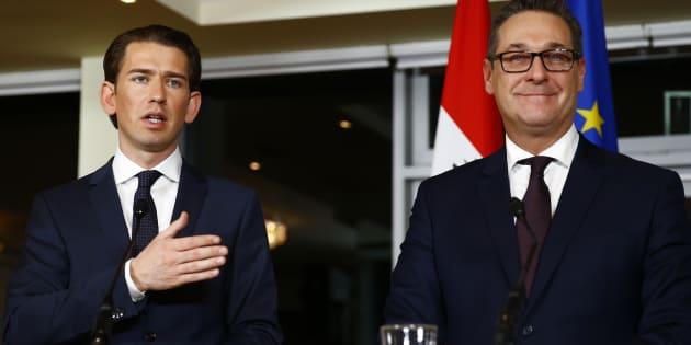 Agir plutôt que réagir contre l'alliance terrifiante entre la droite et l'extrême droite en Autriche.