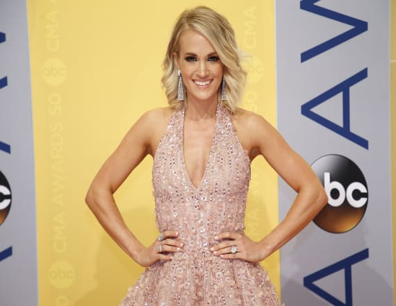 12 best dressed stars of the 2016 CMA Awards