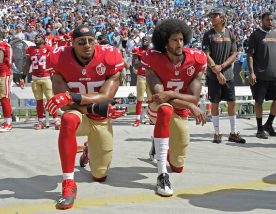 Kaepernick withdraws collusion case against NFL
