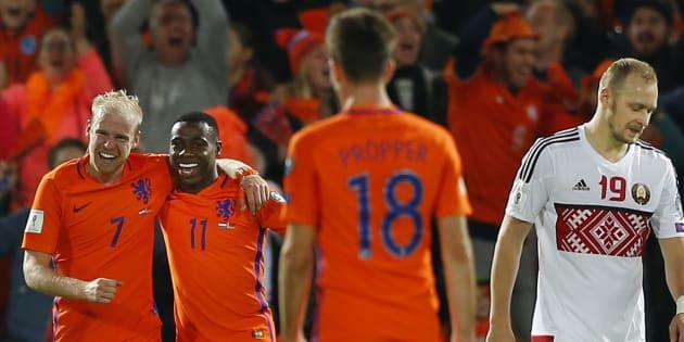 Les Bleus affrontent des Pays-Bas new look lundi 10 octobre
