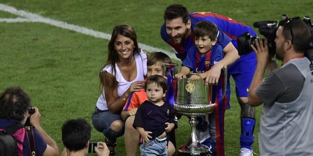 Lionel Messi et Antonella Roccuzzo se marient: qui est madame Messi?