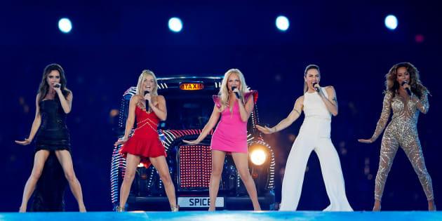 Les Spice Girls enfin réunies
