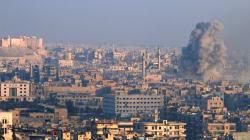 À Alep, il n'y a plus une minute à