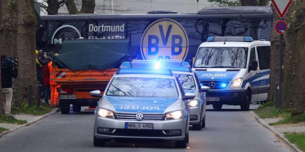 L'enquête sur l'attaque à Dortmund n'a pas permis de relier le suspect islamiste avec les explosions