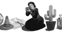 El homenaje de Google a la fotógrafa Tina