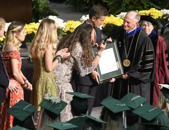NC hero student posthumously awarded