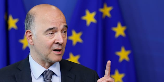 Moscovici: ''L'Italia è un rischio politico per l'Ue''