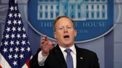 Sean Spicer, porte-parole de Trump, à peine au pouvoir, déjà aux