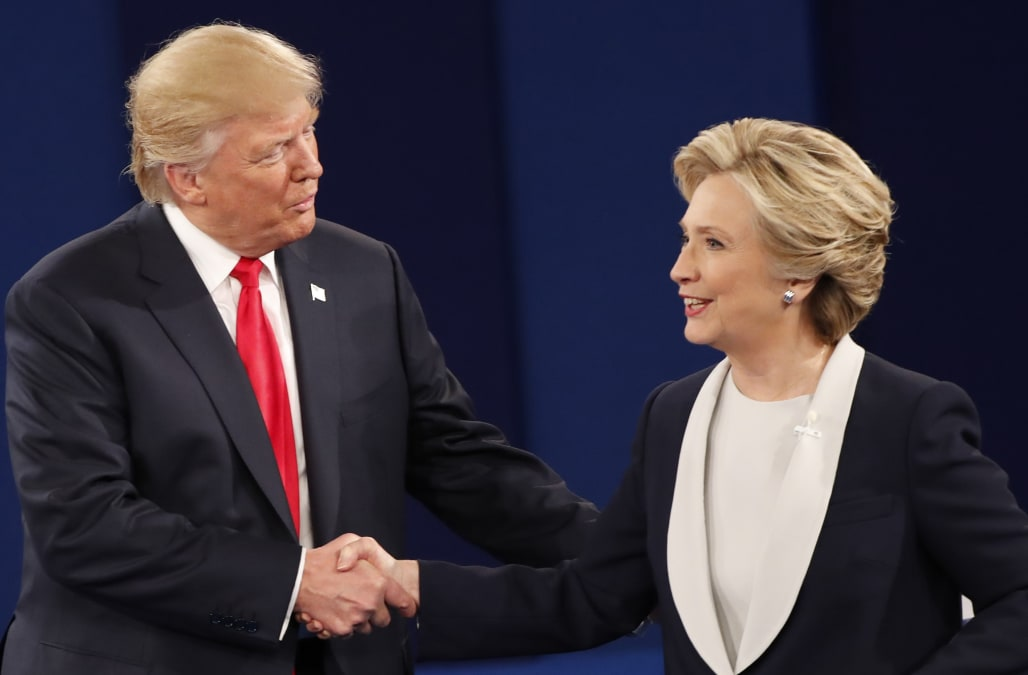 American History Was Changed Forever In November 2016 When Donald Trump And Hillary Clinton Went Head To Head In The 2016 U S Presidential Election