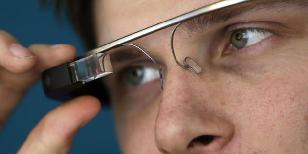 Les Google Glass sont de retour, mais vous ne pourrez les utiliser qu'au bureau