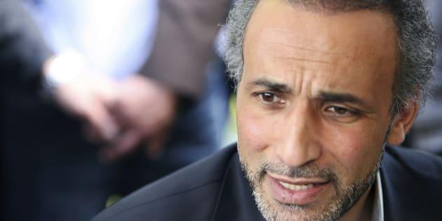 La garde à vue de Tariq Ramadan (ici à Nantes en 2010) a été prolongée.