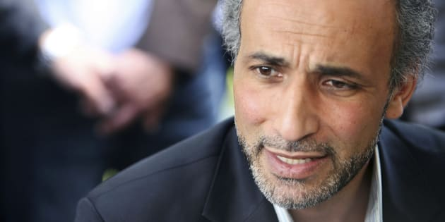 Tariq Ramadan (ici à Nantes en avril 2010), en détention provisoire pour viols, a été hospitalisé.