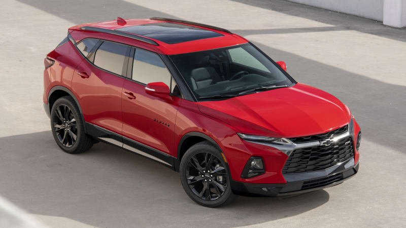 2019 Chevy Blazer RS AWD Review