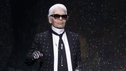 El 'káiser' de la moda, Karl Lagerfeld, muere a los 85